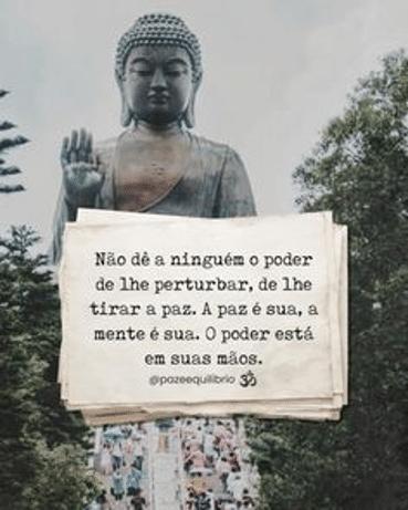como ter paz