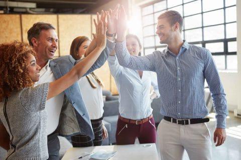 relacionamento dentro das organizações