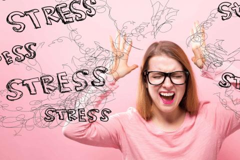 como responder ao estresse
