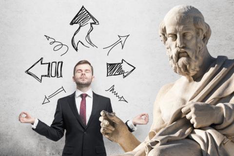 gestão liderança e filosofia