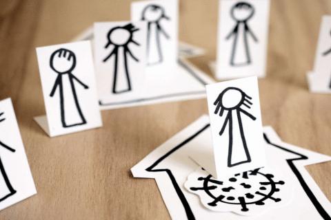comportamento resiliente na crise