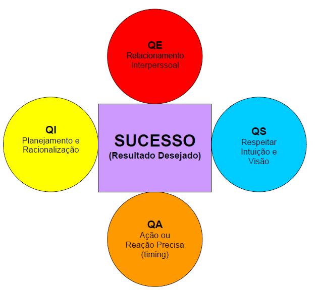 QI + QE + QS + QA = SUCESSO