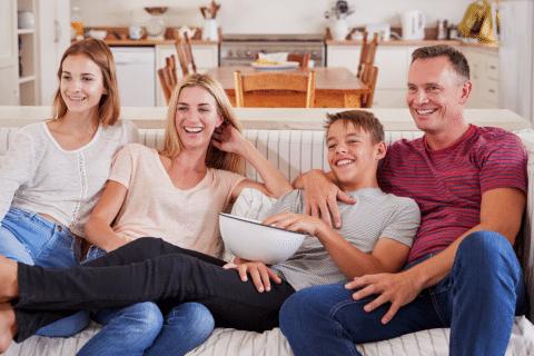 como manter uma convivência familiar