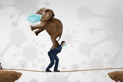 resiliência pós-pandemia