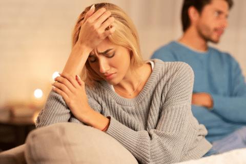 Crise no relacionamento
