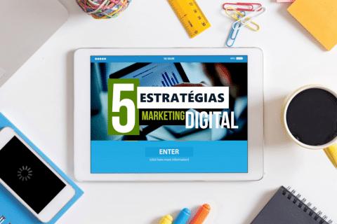 5 estratégias de Marketing Digital para adotar em 2021