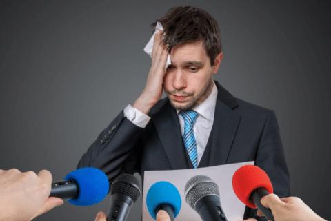 Por que as pessoas têm medo de falar em público?