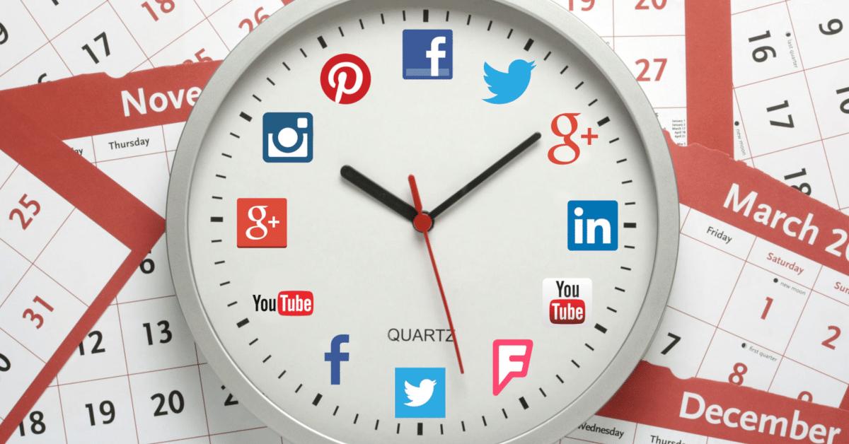 Qual o Melhor Dia e Horário Para Postar nas Redes Sociais?