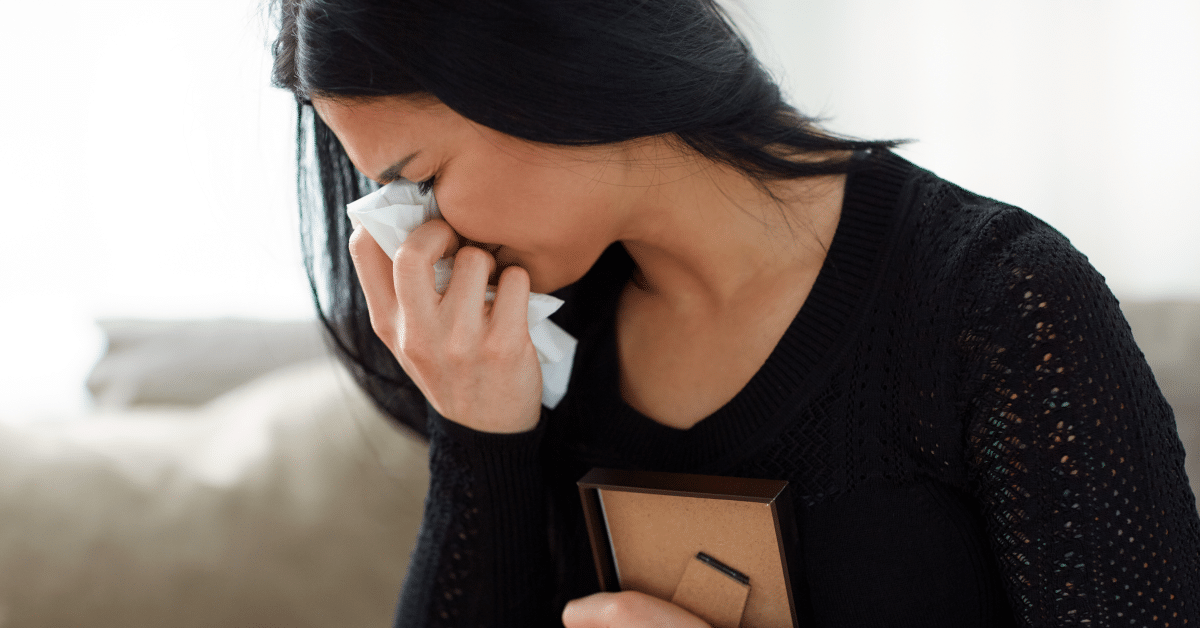 Como enfrentar a perda de pessoas queridas?
