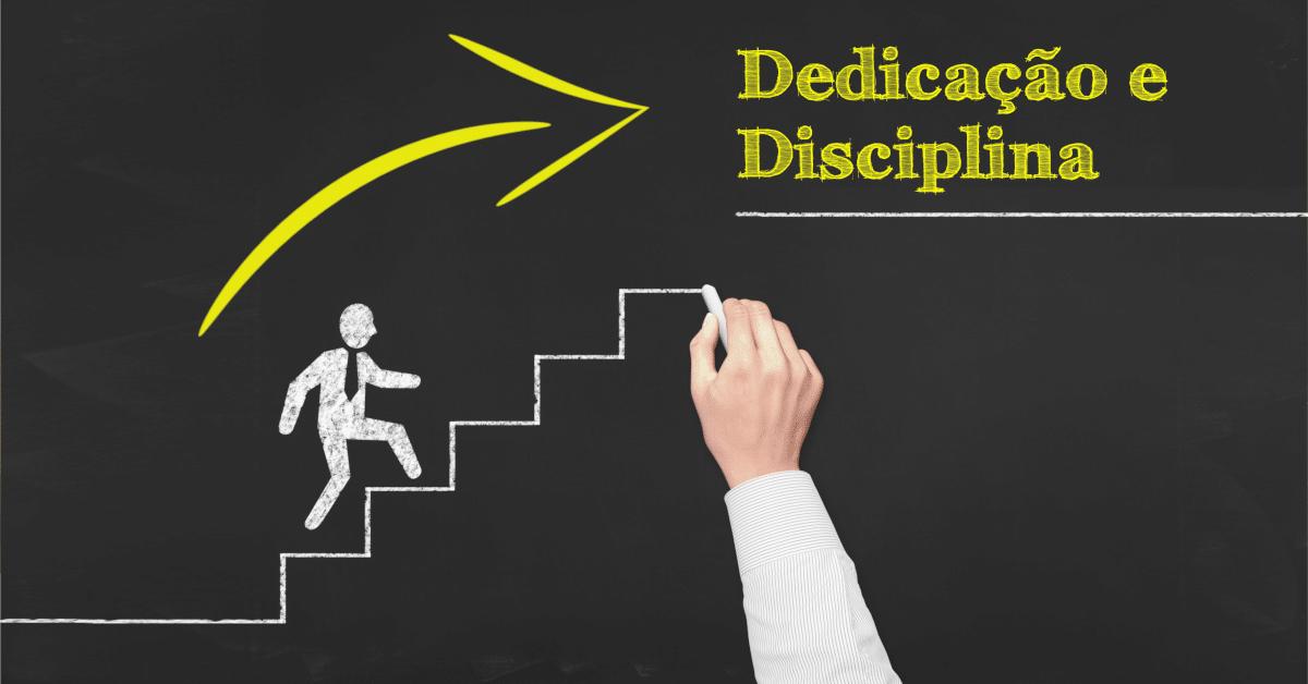 Dedicação e disciplina: Viva integralmente com técnicas de desenvolvimento pessoal