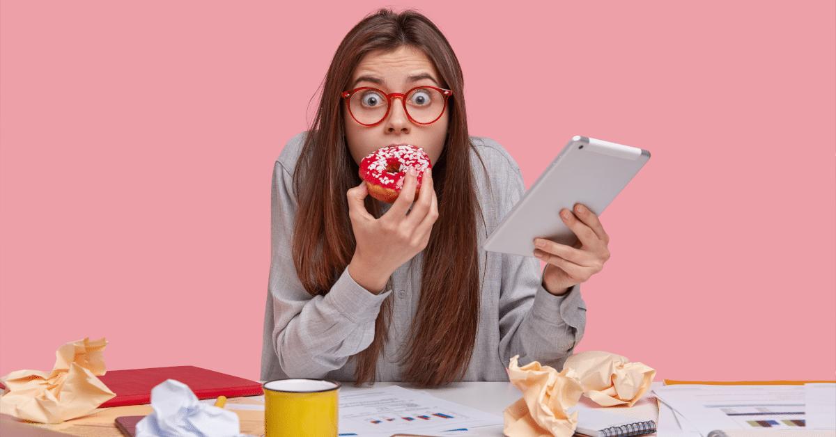 Se Você tem Medo de Comer, esse artigo é Para Você!