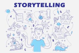 Contadores de histórias: Como vocês retratam seus protagonistas?