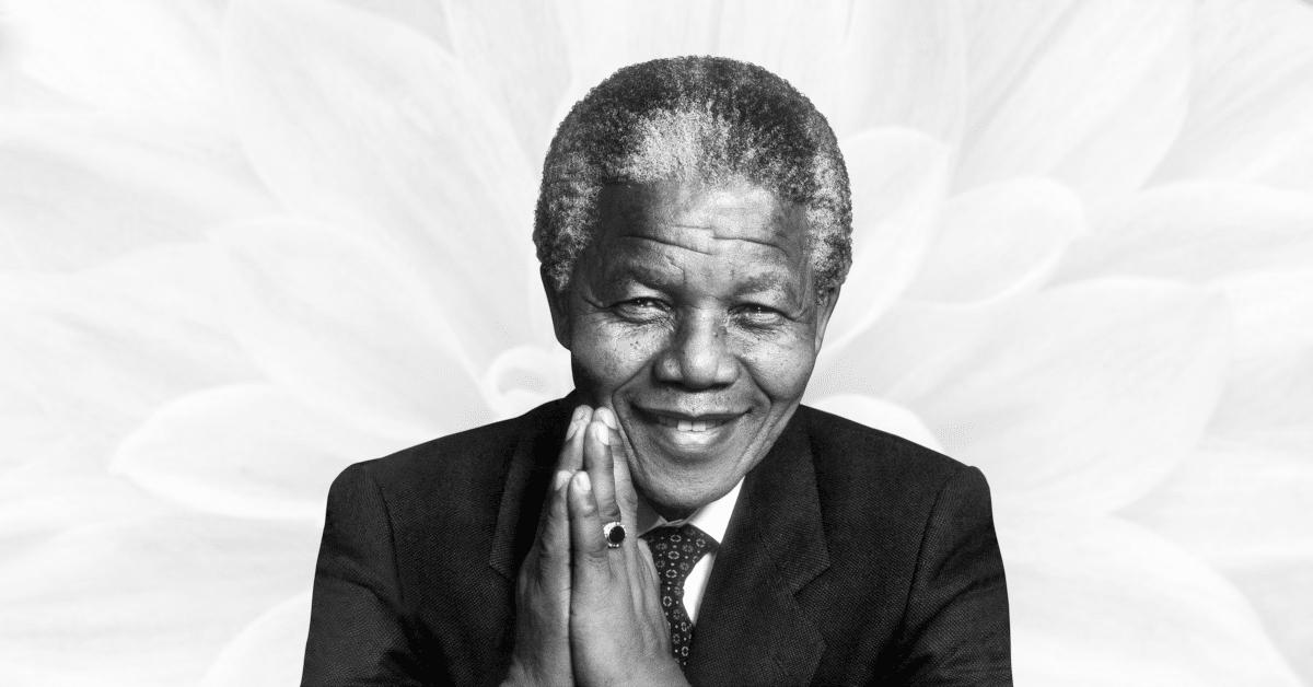 Aprenda HOJE MESMO Como Ser Autêntico com Nelson Mandela