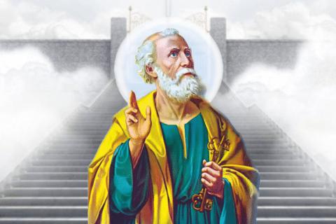 Oração de São Pedro para Abrir Nossos Caminhos e Realizar Pedidos