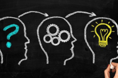CONHECIMENTO: Como você utiliza o que aprende?